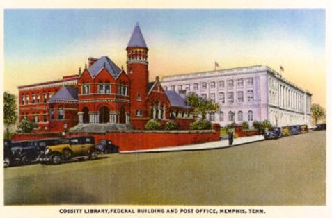 tn-00106-cccossit-library-memphis-tennessee-posters