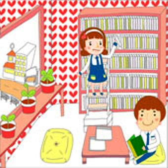 bookcase_couple