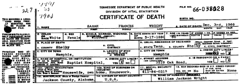 sarah-frances_death-cert